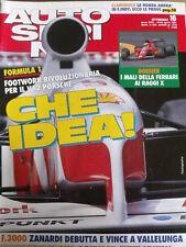 Autosprint 16 1991 Footwork V12 Porsche - Dossier Raggi X mali FERRARI [SC.50]