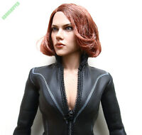 HOT TOYS THE AVENGERS 2012 BLACK WIDOW SCARLETT JOHANSSON 1/6 MISB NEW LAST RARE