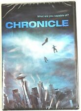Chronicle (DVD, 2012) Widescreen Brand New Sealed