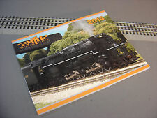 MTH 2014 HO MODEL TRAINS CATALOG o gauge train mth lionel standard dealer NEW