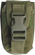 ESEE Accessory Pouch W/Screws OD Green, bolts to the ESEE 5 & 6 ESEE-52-POUCH-OD