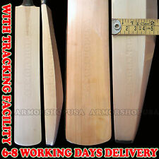 ENGLISH WILLOW CRICKET BAT BIG 40 mm Thick EDGES CUSTOM Made Cricket Bat w/Extra