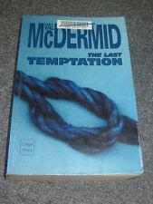 LARGE PRINT - VAL McDERMID - THE LAST TEMPTATION