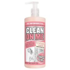 Soap&Glory Clean on Me Creamy Clarifying Shower Gel 1x500ml NEW