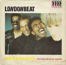 "Londonbeat - Falling In Love Again - 7"" Single"