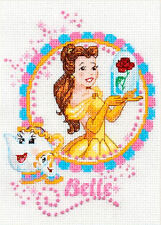 Cross Stitch Kit ~ Disney Princess Beauty and the Beast Belle #70-65186