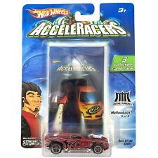 Hot Wheels ACCELERACERS Metal Maniacs Hollowback Red Cartoon Network 1/64 #5/9