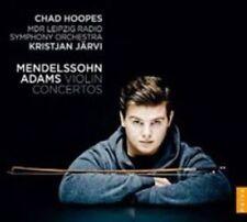 Mendelssohn, Adams: Violin Concertos (2017)