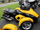 2009 Can-Am Spyder GS RS SM5 SE5 Roadster SERVICE REPAIR  SHOP MANUAL ON CD