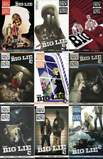 Nancy Drew & The Hardy Boys: The Big Live #1-6 Comic Set (With 3 Variants)