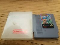 Nintendo Entertainment NES Wizards & Warriors Video Game Classic