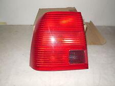GENUINE VW PASSAT 1997-2000 SEDAN REAR LEFT N/S TAIL LIGHT RED TINTED 3B5945095J