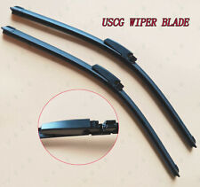 Windshield Wiper Blades For Mercedes Benz CLK W209 C209 C Class W203 USCG