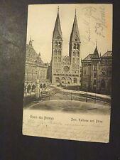 Ansichtskarten aus Bremen mit dem Thema Dom & Kirche