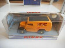 "Matchbox Dinky 1950 Ford E83W 10 CWT Van ""Heinz"" in Yellow in Box"