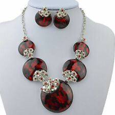 Unbranded White Gold Plated CZ Costume Jewellery Sets