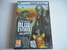 JEU PC DVD-ROM - BLUE ESTATE THE GAME  - NEUF
