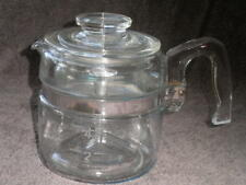 PYREX Coffee Percolator 2-4 CUP  7754  Made in U.S.A.