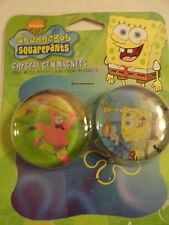 Spongebob Squarepants Crystal Gem Magnets