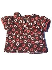 American Girl Kit Beforever School Skirt Outfit Pink Brown Flower Blouse ONLY