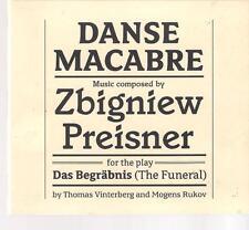 ZBIGNIEW PREISNER - DANSE MACABRE DAS BEGRABNIS THE FUNERAL 2010 TOP RARE OOP CD