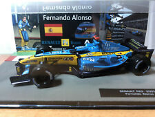 INLAY (FONDO DE PANTALLA) F1/ RENAULT R25 - FERNANDO ALONSO
