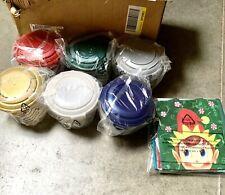 LocknLock Set of 6 Bowls w/ Handles & Holiday Bags