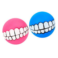 Pack Of 2, Dog Puppy Squeaker Fetch