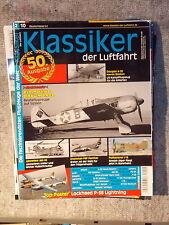 Klassiker der Luftfahrt Nr.02/2010 , Beuteflugzeuge Luftwaffe , Alliierte