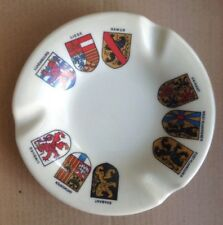 World Fair 1958 - Brussels - Coat Of Arms Tray