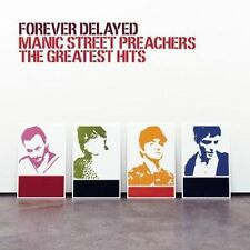 Manic Street Preachers Forever Delayed The Greatest Hits 2002 Epic CD Album MINT