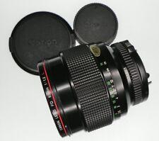 """Canon FD 85mm f1.2 """"L""""  #31305"""