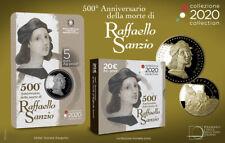 Italia 20 euro AU Raffaello Sanzio 2020