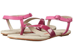 New Tsubo 'Bellah' Ankle Strap Sandals women's shoes sz 6