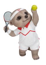 Vivid Arts - PET PALS BABY MEERKAT - Tennis Player