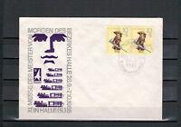 """DDR, FDC """"XI. Messe der Meister von Morgen"""" MiNr. 1371 SSt Halle 03.10.1968"""