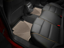 WeatherTech All-Weather Floor Mats for 2016 - 2018 Chevrolet Malibu Tan