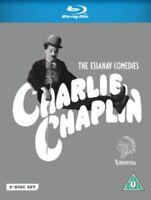Nuovo Charlie Chaplin - The Essanay Film Blu-Ray