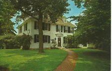 Buckman Tavern in Lexington Massachusetts Vintage Unused Postcard