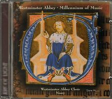 westminster abbey - millennium of music