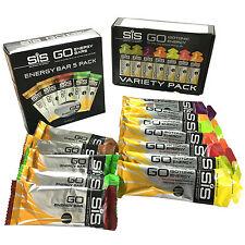 SIS Go Isotonic Energy Gel Pack & Go Energy Bar Mini Pack