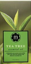 Mirth Beauty Tea Tree Aromatherapy Essential Oil for Bath & Diffusers New