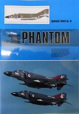 Warpaint Series No.31 - McDonnell Douglas F-4K & F-4M Phantom             (Book)