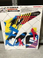 AMR Racing Honda CR 125 250 MX Graphic Kit Dirt Bike Decals CLOSE OUT 2002-2008