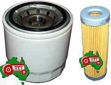 Fuel Oil Filter Kit Kubota Tractor B1700 B1750 B2100 B2150 B2400 B4200 B5000 etc