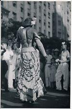 Francisco ASZMANN - BRESIL c. 1945 - Danseur Carnaval Rio de Janeiro - P 1520