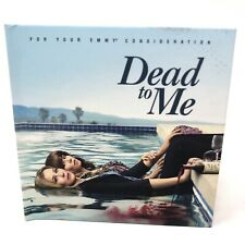 DEAD TO ME DVD 2019 FYC Netflix 3 DVDs 10 Episodes CHRISTINA APPLEGATE Emmy