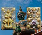 Somdej Amulet LP Toh yr 2411 2413 Somdet Wat Rakang Top Buddha Thao Wessuwan