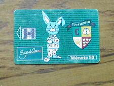 French Telecarte 50