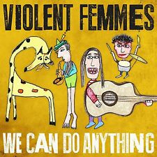VIOLENT FEMMES : WE CAN DO ANYTHING   (LP Vinyl) sealed